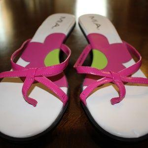 Mia Flower Heels